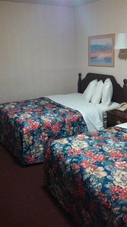 Econo Lodge Downtown : Room photo