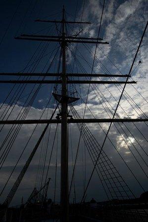 Hotell Barken Viking : Clouds