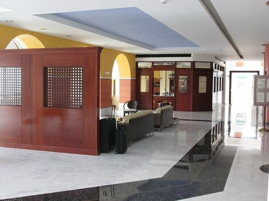 Lindos Mare Hotel: Hall
