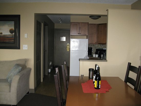 Pacific Sands Beach Resort: Our Suite
