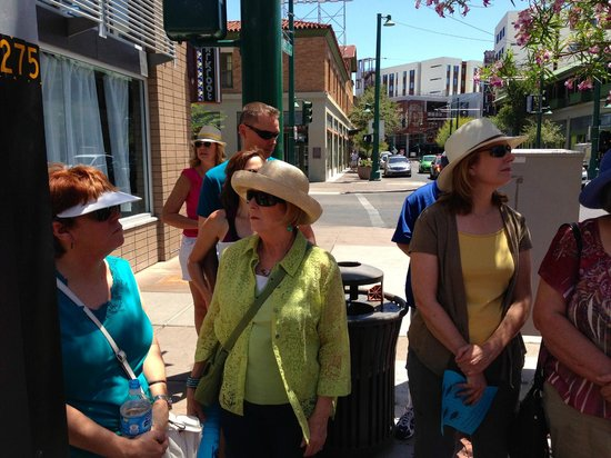Tucson Food Tours : Meandering the streets of Downtown Tucson