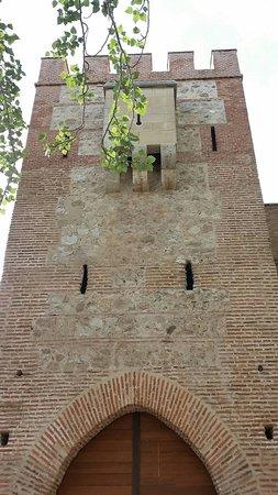 Murallas de la Ciudad: Torre