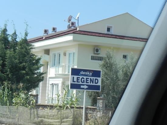 Deska Legend Apartments: Legend