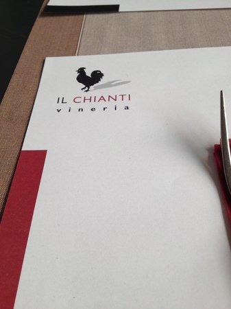 Vineria Il Chianti : Il Chianti - Rome