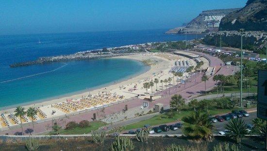 Aparthotel Mirador del Atlantico: Beautiful view from the terrace