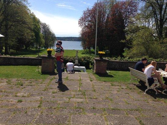 Elfviks Gard - Restaurang & Konferens : Fantastic view