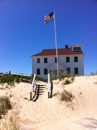 Race Point Beach: Ranger Station