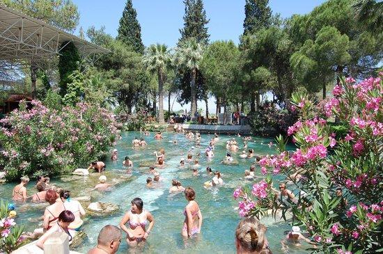 Marti Resort de Luxe : ванна Клеопатры