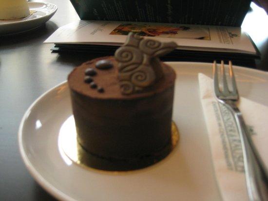 Rausch Schokoladenhaus - Cafe & Restaurant: mætter utroligt