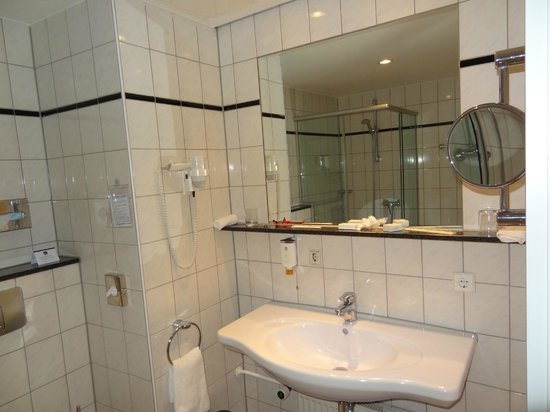 Best Western Plus Palatin Kongresshotel : bathroom