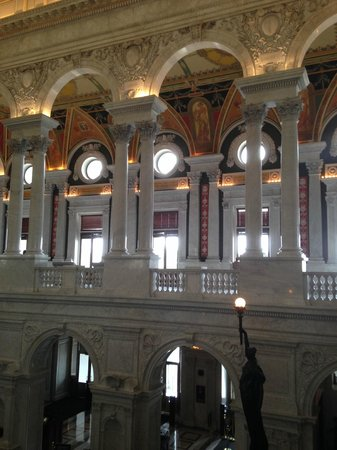 Biblioteca del Congreso: More stuff