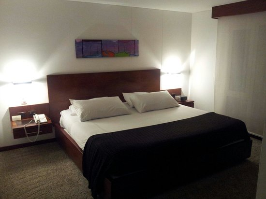 NH Bogota Pavillon Royal: Junior suite
