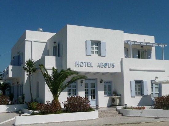 Hotel Aeolis: aeolis hotel
