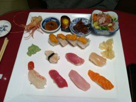 Shogun Sushi: Sushi supreme at Shogun in Palmdale