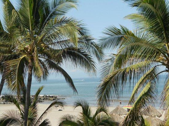 Hotel Villa Varadero : Vista desde habitación superior con vista al mar