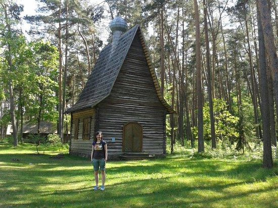Latvian Ethnographic Open Air Museum : Church
