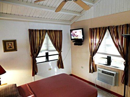 Tamarindo Estates Beach Apartments: Typical bedroom