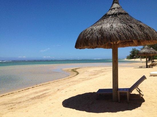 Sofitel So Mauritius: La plage