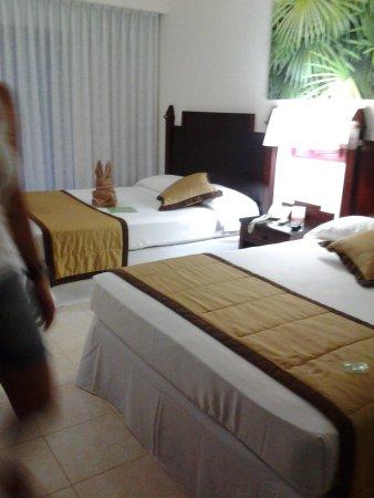 Hotel Riu Lupita : habitación
