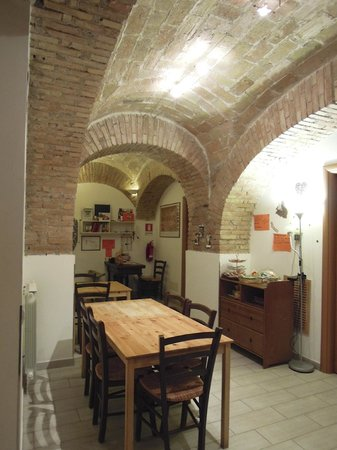 Bed and Breakfast Double B : Comedor común