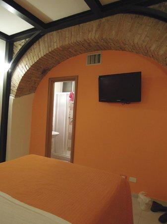 Bed and Breakfast Double B : Habitación