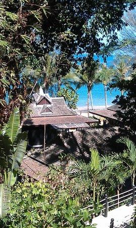 Moracea by Khao Lak Resort : From our balcony