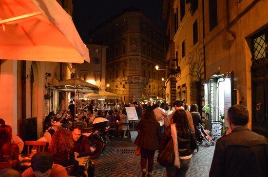 Mastro Ciccia : le quartier