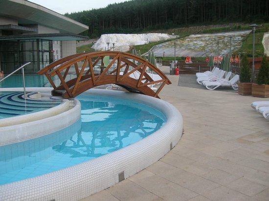 Saliris Resort: Бассейн с пресной водой