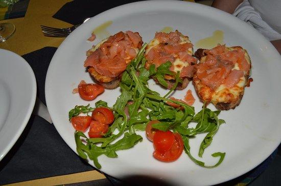 Mastro Ciccia : Saumon