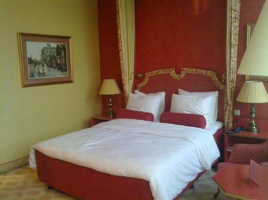 Carlton Ambassador Hotel: Стандартный номер