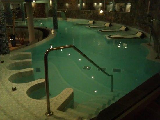 Gloria Palace Royal Hotel & Spa : Indoor pool