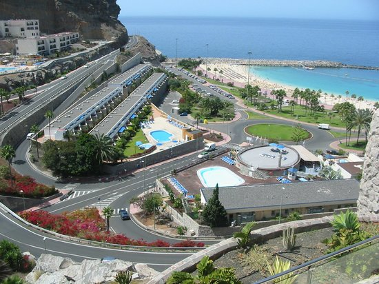 Gloria Palace Royal Hotel & Spa : Route to the beach