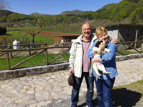 Agriturismo Casa della Nonna : El lugar..