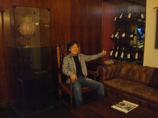 Hotel Galerías: viños