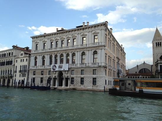 Palazzo Grassi: Across The Canal