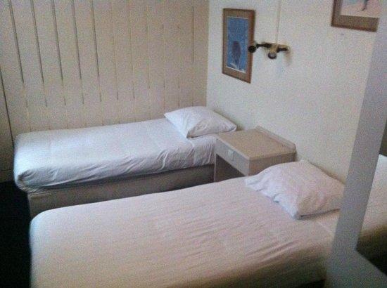 Hotel 83 Amsterdam: stanza 105