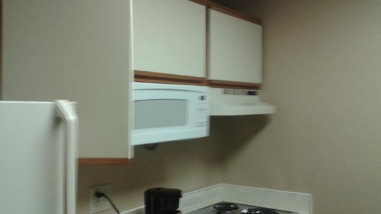 Extended Stay America - Providence - Airport: You could live locally and cook your own food here.
