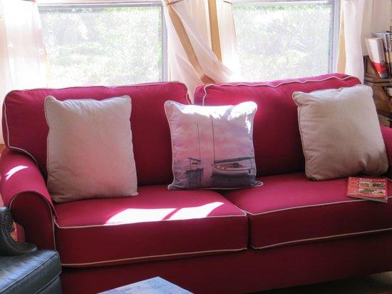 Century House: Sitting room