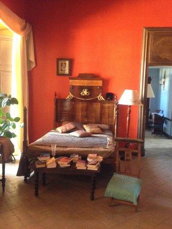 Hotel Sant Salvador: very tasteful atmosphere