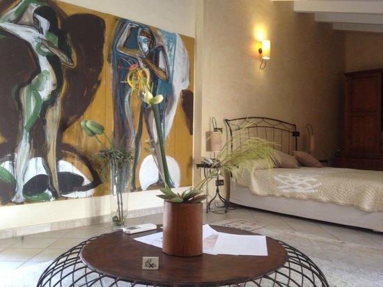 Hotel Sant Salvador: Dos Mujeres