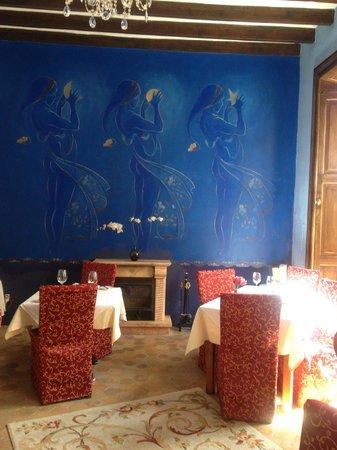 Hotel Sant Salvador: gorgeous dining