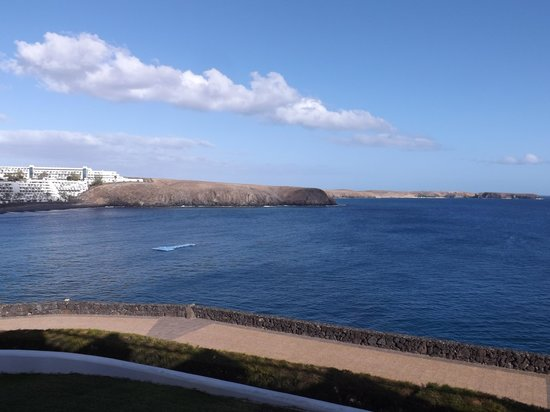 THe Mirador Papagayo Hotel : View from the room
