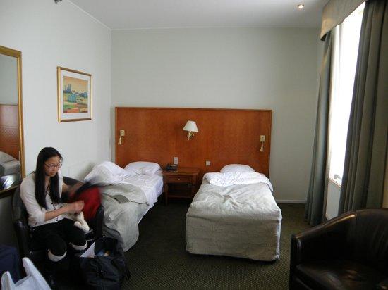 Hotel Du Nord Copenhagen: 2 of 3 beds