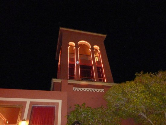 Club Magic Life Sharm el Sheikh Imperial: View from bar area near reception