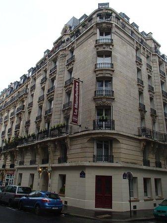 Room picture of la manufacture paris tripadvisor for Location hotel a paris