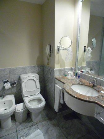 Pestana São Paulo : Banheiro