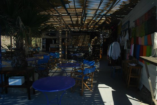 Papalagi Taverna : il locale