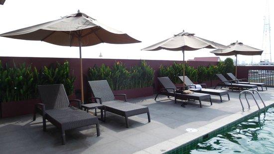 Casa Nithra : Pool