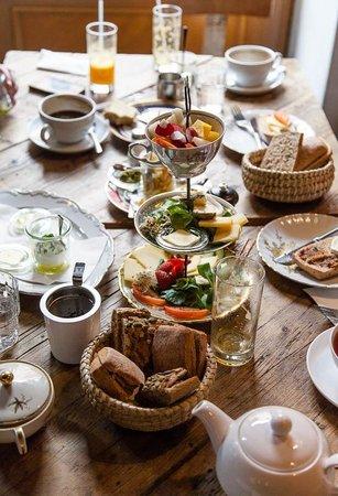 Linnen: Breakfast