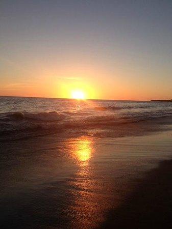 Velas Vallarta: Beautiful sunsets